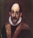 El Greco, Self Portrait 1604