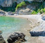 Private beach in the east of Crete - Carob Villa