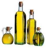 Oil in the bottle