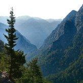 Samaria Gorge in Crete (image by Atli Hardarson)