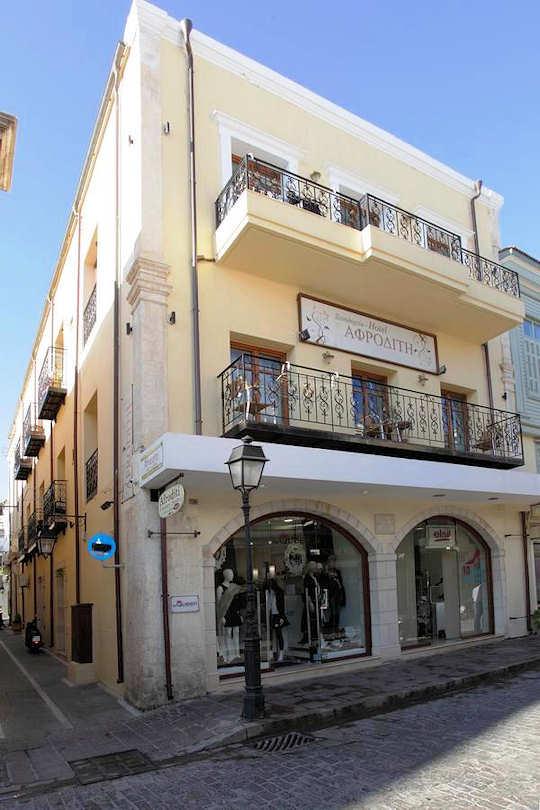 Afrodite ApartHotel, Rethymnon
