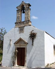 Margarites Church (image by Yiannis Makrakis)