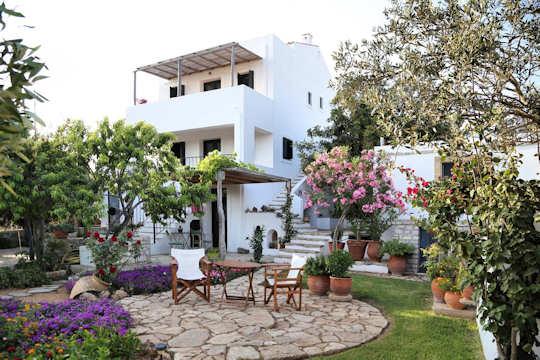 Perlegiannika Houses in Kythira
