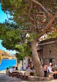 Plaka taverna in Crete