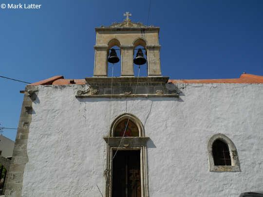 Vori village church