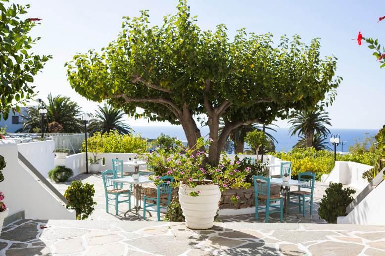 Vritomartis Resort in Crete