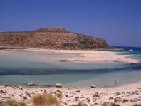 Balos Lagoon is a great day trip from here