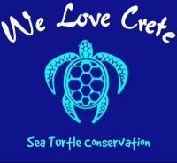 Sea Turtle Conservation is the major charity of We Love Crete