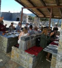 Visit the Shepherd's Shelter high in the mountains of Crete
