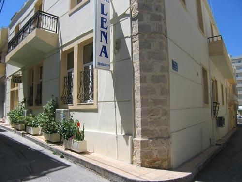 Lena Hotel is central and close to the Liondaria Fountain in Heraklion