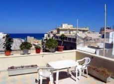 Mirabello Hotel Heraklion - rooftop view to the sea