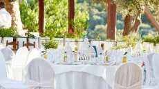 Agreco Farm ready for an outdoor feast