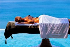 Hotels in Elounda – Blue Palace Resort & Spa - massage by the sea