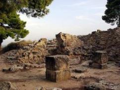 Festos ruins (image by Alberto Perdomo)