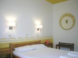 Aris Hotel, Paleochora - interior