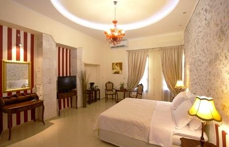 Casa Moazzo - bedroom interior