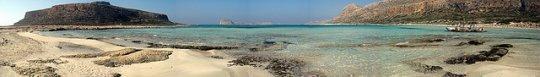 Balos Lagoon and Gramvousa Islet (image by Alberto Perdomo