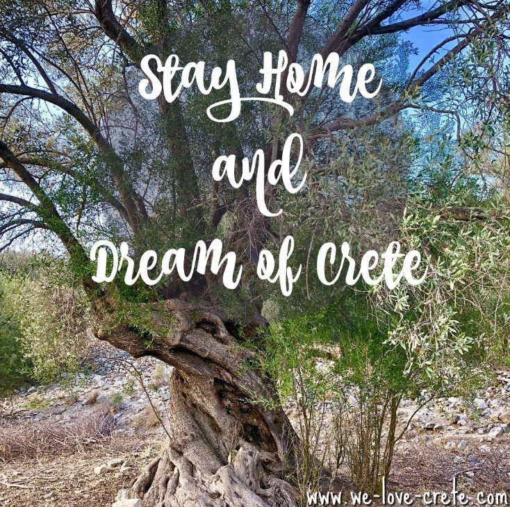 Stay Home and Dream of Crete