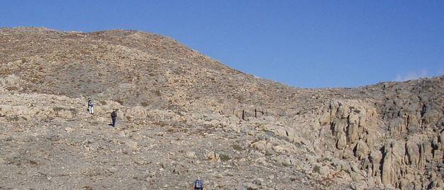 High Desert - The White Mountains of Crete