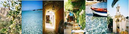 Crete images - collage