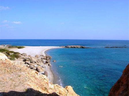 Photo by Elisabeth, Gialiskari Beach
