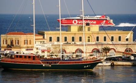 Ermoupolis, capital of Syros