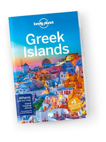 Lonely Planet Guide for the Greek Islands