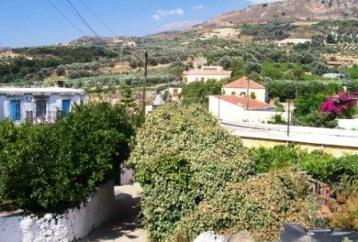 Kerasia is a very friendly village in central Heraklion region