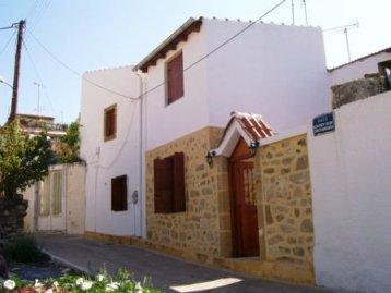 A restored village house