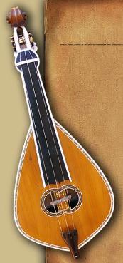 Cretan Music - Lyra ( made by Stagakis )