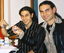 Anastasi & Apostoli - authors of We Love Crete
