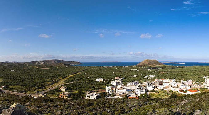 Next is Agathias Village and close to Kouremenos Beach, Crete