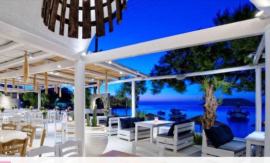 Almyra Cafe Bar Agia Pelagia Crete