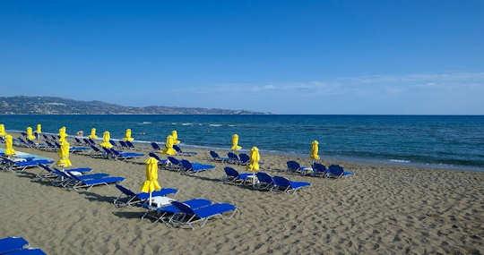 Ammoudara Beach, Crete