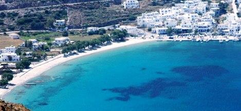 Αμοργός Aegiali Village