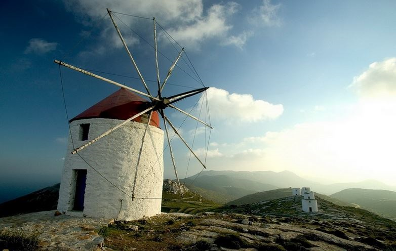 Lighthouse of Amorgos