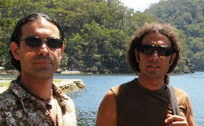 Anastasi & Apostoli, authors of We Love Crete