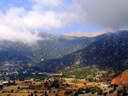 οροπέδιο Ασκύφου, Crete