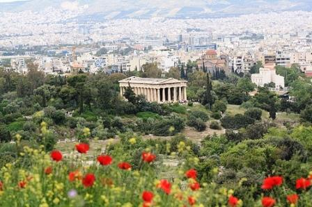 Ancient Agora (image by Charbel)