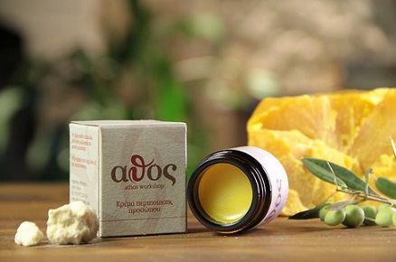 Athos Workshop - handmade soaps and produce