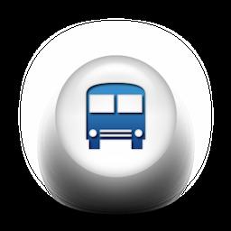 Bus icon - local buses to Agios Nikolaos