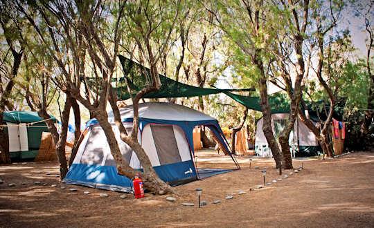 Camping Nopigia - Kissamos Crete