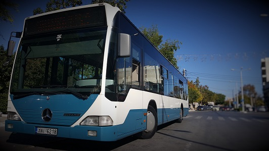 Chania Urban bus