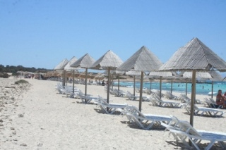 Chrissi Island, Crete (image by Marke Bakajsa)