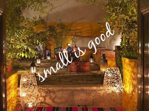 Small is good for guesthouses, B&Bs, boutique hotels and pensions in Crete