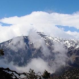 Cretan Mountains - the Lefka Ori (image by xamogelo)
