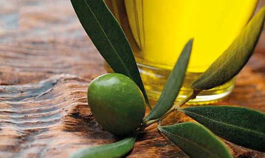 Crete Olive Oil Bottle