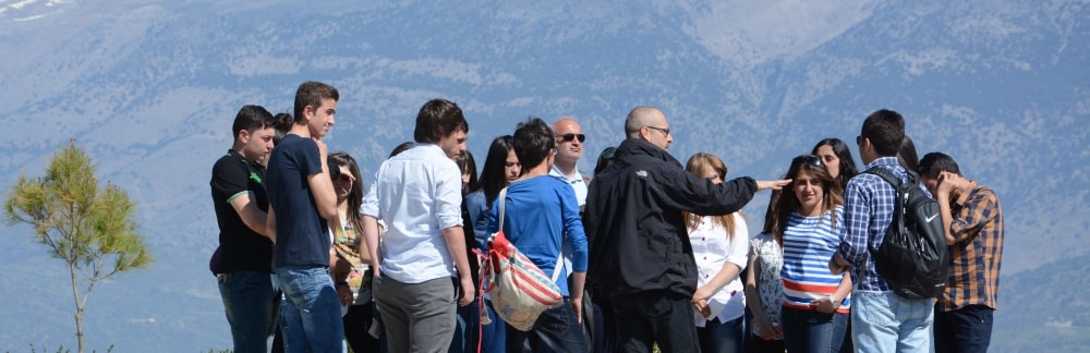 George Papadopoulos is an experienced private tour guide in Crete