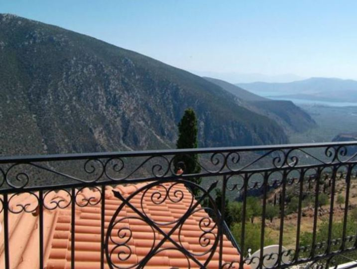 Stunning views from Delphi Town