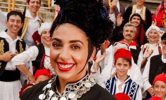 Diaspora Greeks - celebrations in Brisbane Australia